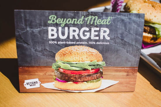 Beyond Meat Burgers - Beyond Meat - Plant based burgers - Impossible burger